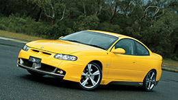 HSV - Coupe GTS