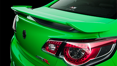 GTSR Aeroflow Performance Rear Spoiler