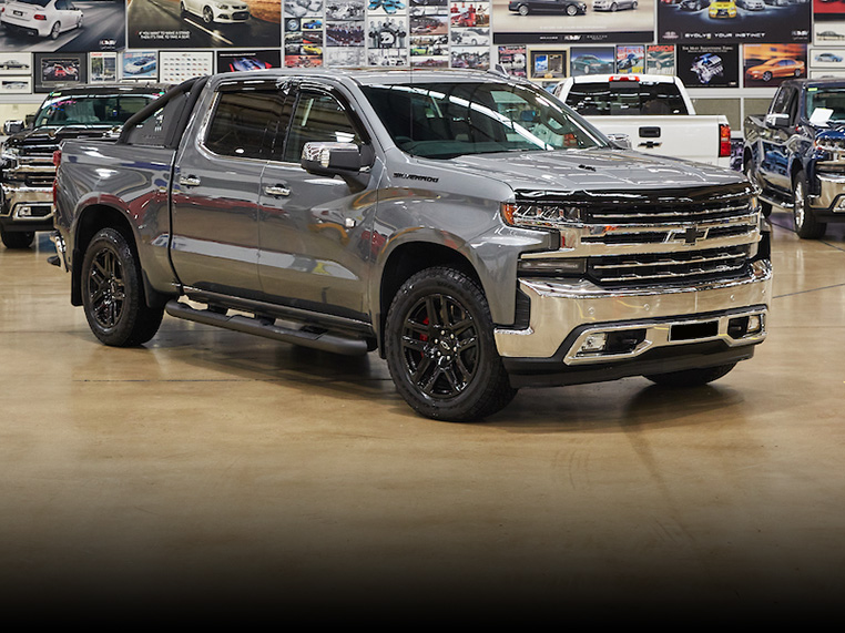 Silverado production to continue for GMSV