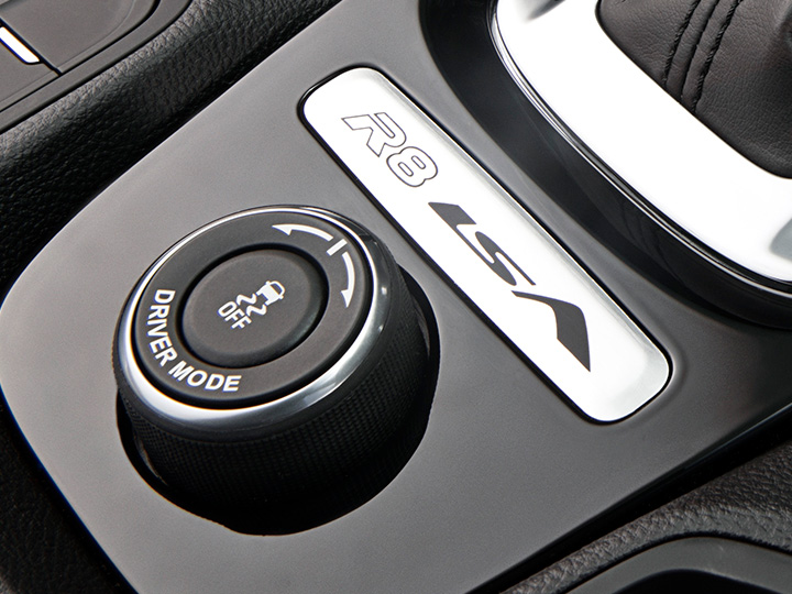 Driver Preference Dial