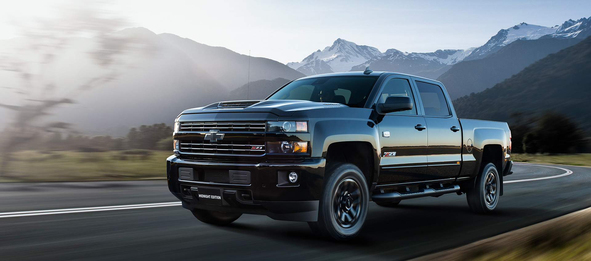 Chevy Midnight Edition >> Hsv Chevrolet Silverado