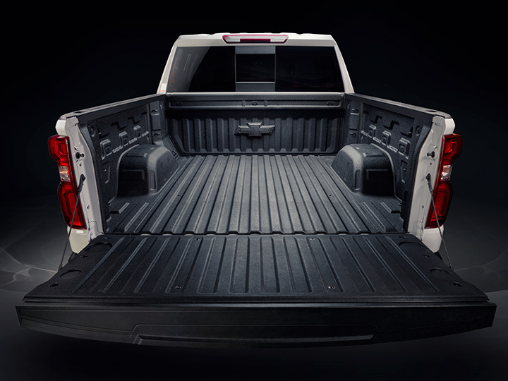 Silverado provides the perfect powertrain